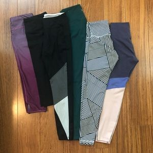 Multiple Workout Pants
